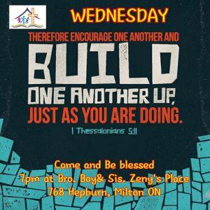 RECAP – Wednesday 2015-03-28 Bible Study