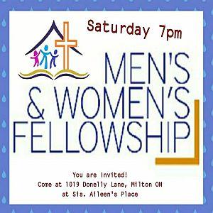 RECAP – Saturday 2015-04-28 Men/Women Bible Study