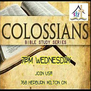 RECAP – Wednesday 2015-05-02 Bible Study