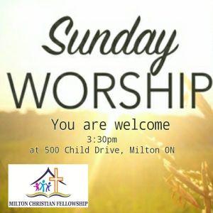 RECAP – Sunday 2018-08-19 Worship Service