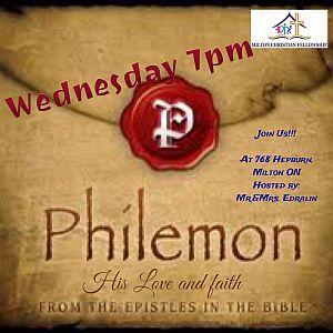 RECAP – Wednesday 2017-08-30 Bible Study