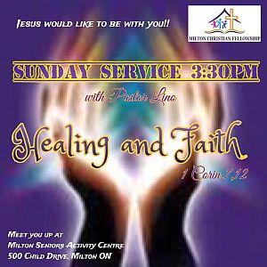 RECAP – Sunday 2017-09-02 Worship Service
