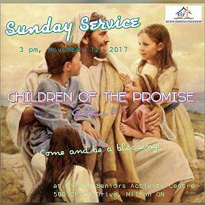 RECAP – Sunday 2017-11-12 Worship Service