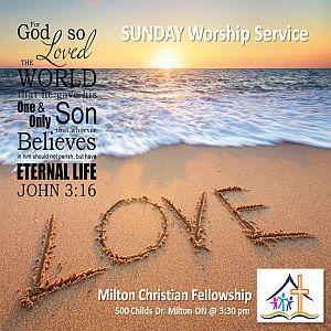 RECAP – Sunday 2019-04-07 Worship Service