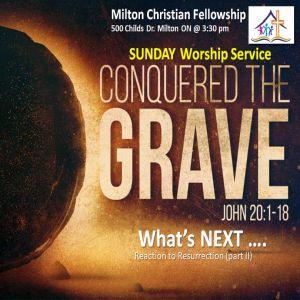 RECAP – Sunday 2019-04-28 Worship Service