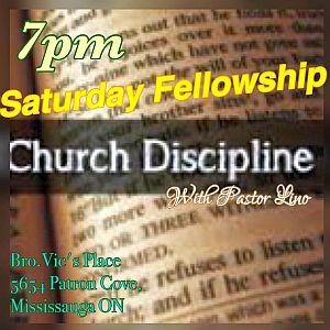 RECAP – Saturday 2017-06-03 Bible Study